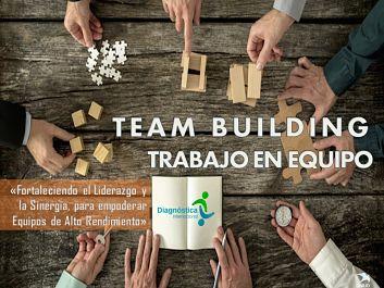 6 Trabajo en Equipo Team Building.